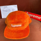 Casquette SUPREME Orange