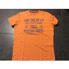 Tee-shirt TOM TAILOR Orange