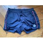 Boxer de bain MONCLER Bleu, bleu marine, bleu turquoise