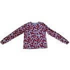 Pull ARMAND VENTILO Rouge, bordeaux