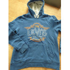 Sweat LEVI'S Bleu, bleu marine, bleu turquoise
