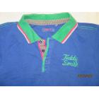 Polo TEDDY SMITH Bleu, bleu marine, bleu turquoise