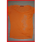 Top, Tee-shirt MARITHÉ ET FRANÇOIS GIRBAUD Orange