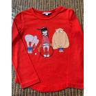 Top, Tee-shirt MARC JACOBS Rouge, bordeaux
