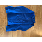 Polo MONOPRIX Bleu, bleu marine, bleu turquoise