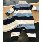 Ensemble & Combinaison pantalon RALPH LAUREN Bleu, bleu marine, bleu turquoise