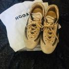 Chaussures de sport HOGAN Beige, camel