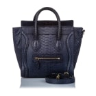 Sacoche CÉLINE Luggage Blue