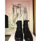 Bottines & low boots motards JONAK 37 noir 6631478