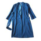 Manteau CACHAREL Bleu, bleu marine, bleu turquoise