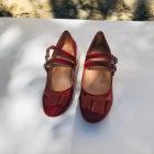 Escarpins JONAK 41 rouge vendu par Julietteda 7744772