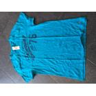 Tee-shirt DÉCATHLON Bleu, bleu marine, bleu turquoise