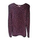 Sweater MAJE Pink, fuchsia, light pink