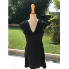 Robe courte ANDY & LUCY Noir