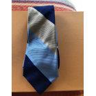 Cravate FAÇONNABLE Bleu, bleu marine, bleu turquoise