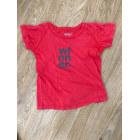 Tee-shirt IMPS & ELFS Rouge, bordeaux
