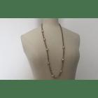 Long Necklace DIOR Golden, bronze, copper