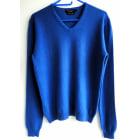 Pull GALERIES LAFAYETTE Bleu, bleu marine, bleu turquoise