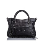 Sacoche BALENCIAGA First Black