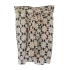 Mini Skirt ISABEL MARANT Multicolor