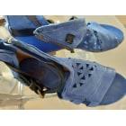 Sandales plates AIRSTEP 37 doré 8922949
