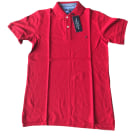 Polo TOMMY HILFIGER Rouge