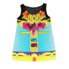 Mini-Kleid VERSACE Mehrfarbig