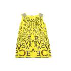 Mini-Kleid VERSACE Gelb