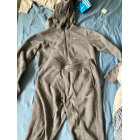 Ensemble jogging NIKE Gris