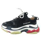 Sneakers BALENCIAGA Triple S Schwarz