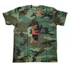 Tee-shirt SUPREME Kaki