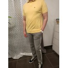Polo CHARLES LE GOLF Jaune