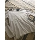 Tee-shirt G-STAR Blanc, blanc cassé, écru