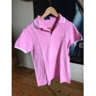 Polo FRED PERRY Rose, fuschia, vieux rose