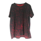 Tee-shirt HUGO BOSS Violet, mauve, lavande