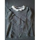 Top, Tee-shirt JACADI Gris, anthracite