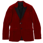 Veste GIVENCHY Rouge, bordeaux