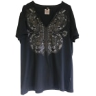 Tee-shirt JUST CAVALLI Noir