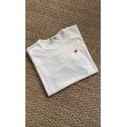 Tee-shirt COMME DES GARCONS Blanc, blanc cassé, écru