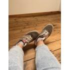 Chaussures à lacets  VANS Gris, anthracite