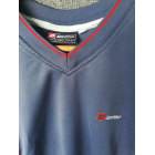 Tee-shirt LOTTO Gris, anthracite