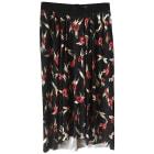 Midi Skirt ISABEL MARANT Black