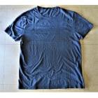 Tee-shirt GUCCI Bleu, bleu marine, bleu turquoise