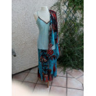 Robe longue GARELLA Multicouleur