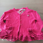 Gilet, cardigan CHIPIE Rose, fuschia, vieux rose