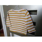 Top, tee shirt BOUT'CHOU Jaune