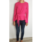 Top, tee-shirt SHEINSIDE Rose, fuschia, vieux rose