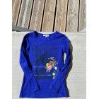 Top, Tee-shirt JUNIOR GAULTIER Bleu, bleu marine, bleu turquoise