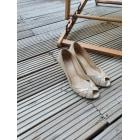 Escarpins à bouts ouverts JONAK 36 doré vendu par Aliya85