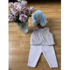 Ensemble & Combinaison pantalon BOUT'CHOU Rose, fuschia, vieux rose